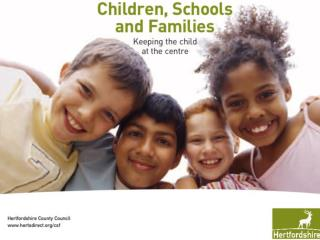Overview of Online School Admissions within Hertfordshire