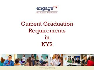 Current Graduation Requirements  in  NYS