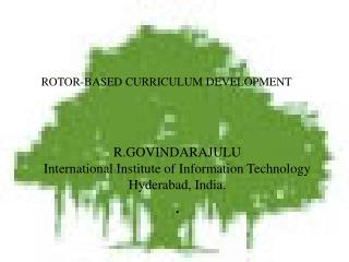 R.GOVINDARAJULU International Institute of Information Technology Hyderabad, India. .