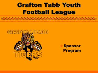 Grafton Tabb Youth Football League
