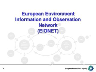 European Environment Information and Observation Network (EIONET)