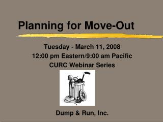 Planning for Move-Out