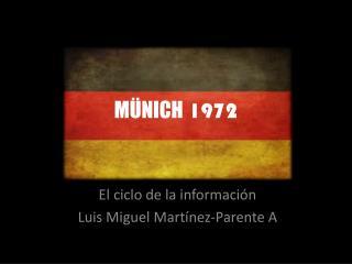 MÜNICH  1972