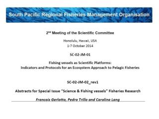 Gathering scientists from Australia  Canada Chile  Colombia  Ecuador  France  Netherland Peru USA