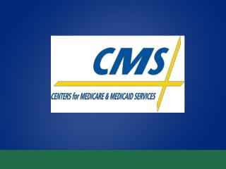 Overview of CMS