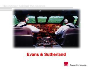 Evans & Sutherland