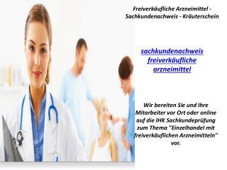 Freiverk�ufliche Arzneimittel Schein | Kr�uterschein