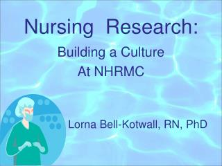 Nursing  Research: