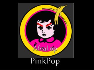 Afval  op  PinkPop
