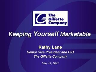 Keeping Yourself Marketable