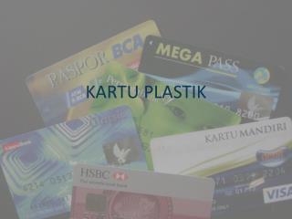 KARTU PLASTIK