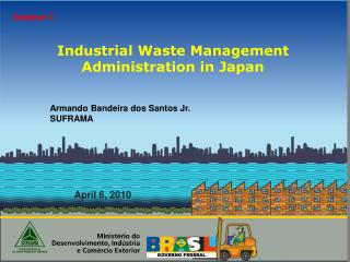 Industrial Waste Management Administration in Japan