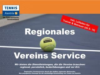 Regionales Vereins Service