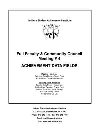 Indiana Student Achievement Institute
