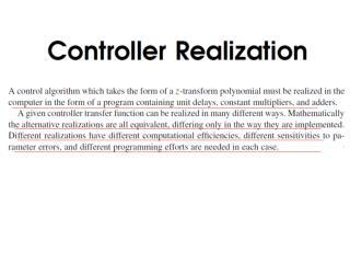 سیستم کنترل دیجیتال سطح مایع