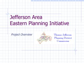 Jefferson Area  Eastern Planning Initiative