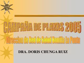 CAMPAÑA DE PLAYAS 2005