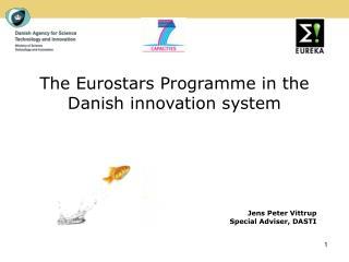 The Eurostars Programme in the Danish innovation system