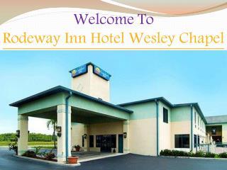 Rodeway Inn Hotel Wesley Chapel