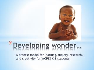 Developing wonder…