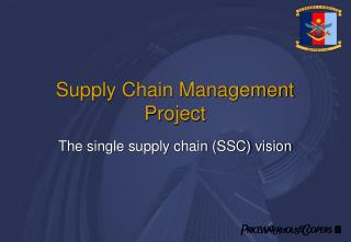 Supply Chain Management Project