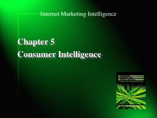 Internet Marketing Intelligence