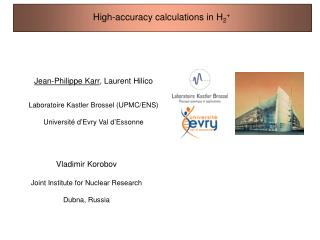 High-accuracy calculations in H 2 +