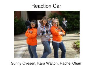 Reaction Car