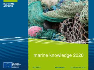 marine knowledge 2020