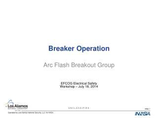 Breaker Operation