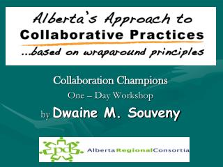 Collaboration Champions One   Day Workshop by Dwaine M. Souveny