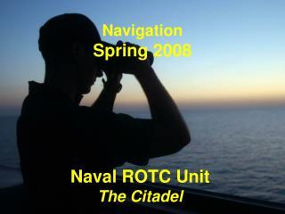 Navigation Spring 2008
