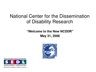 National Center for the Dissemination of Disability Research