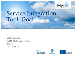 Service Integration Tool: Goal