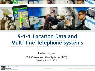 9-1-1 Location  Data  and  Multi-line  Telephone  systems