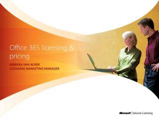 Office 365 licensing  pricing