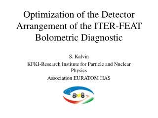 Optimization of the Detector Arrangement of the ITER-FEAT Bolometric Diagnostic