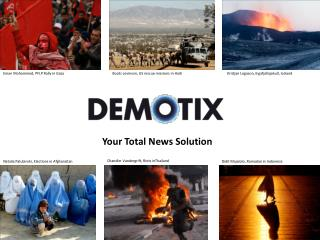 Your Total News Solution