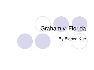 Graham v. Florida