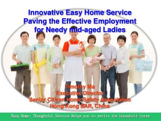 Easy Home: Thoughtful Service Helps you to settle the household cores