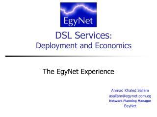 DSL Services: