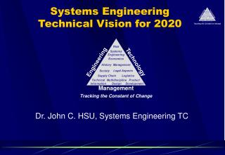Systems Engineering Technical Vision for 2020