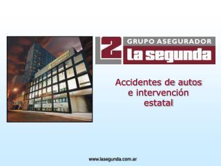 Accidentes de autos e intervenci�n estatal