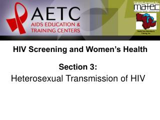 HIV Screening and Women�s Health