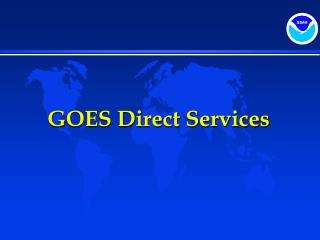GOES Direct Services
