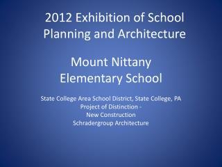 Mount Nittany  Elementary School