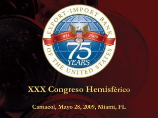 XXX Congreso Hemisf érico