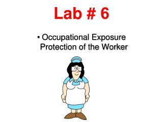 Lab # 6