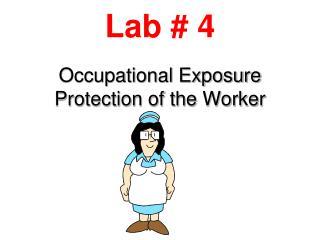 Lab # 4