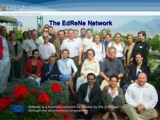 The EdReNe Network